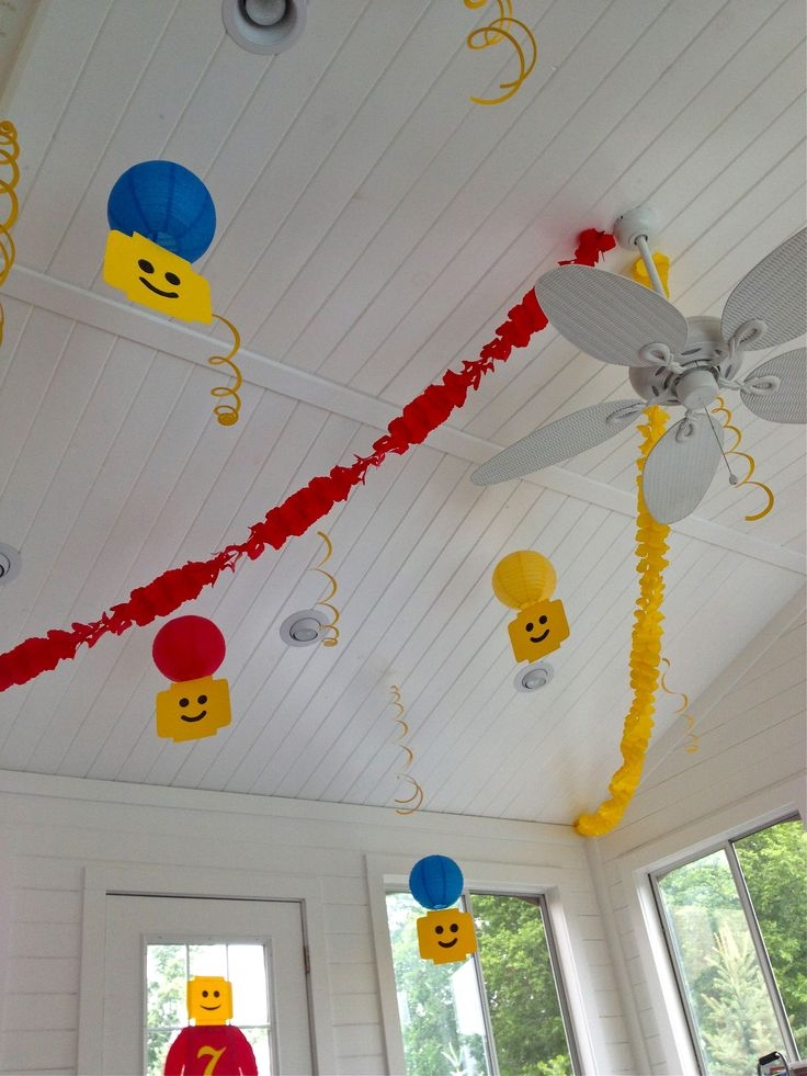 Lego party diy decorations pictures photos and images for Decoration lego