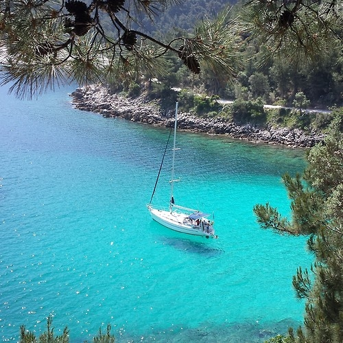 Saliara Beach. Thassos. Greece Pictures, Photos, and Images for ...