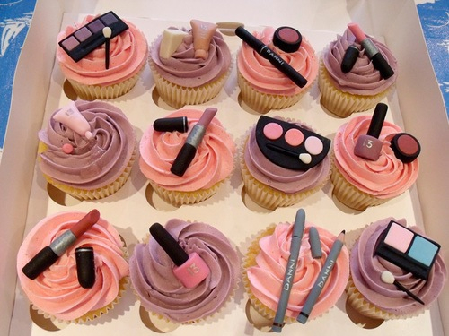 Makeup Cupcakes Pictures Photos And Images For Facebook