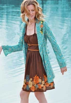 Summer Dress With Jacket Pictures, Photos, and Images for Facebook ...