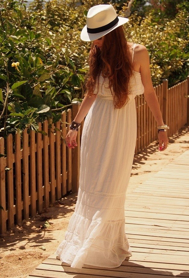 White Maxi Dress Pictures Photos And Images For Facebook