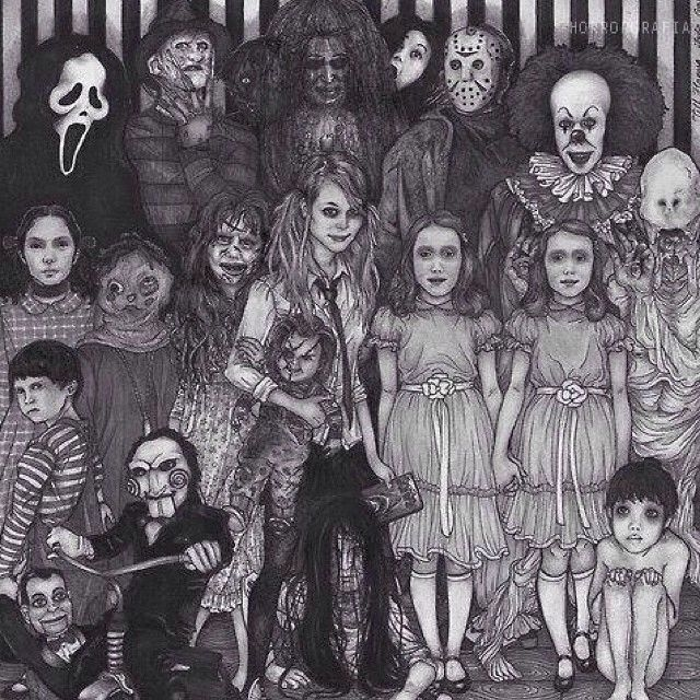 Scary Movie Monsters Pictures Photos And Images For