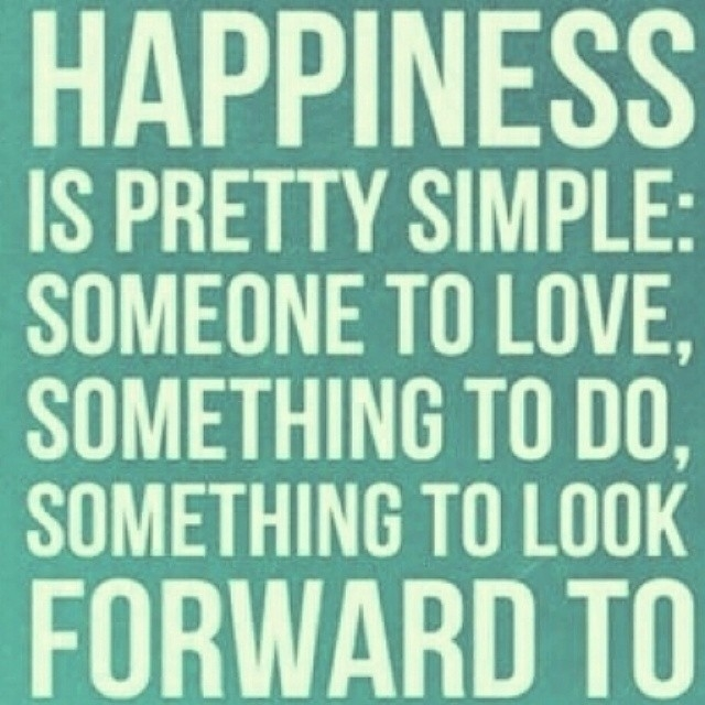 Simple Pinterest Quotes: Happiness Is Pretty Simple Pictures, Photos, And Images