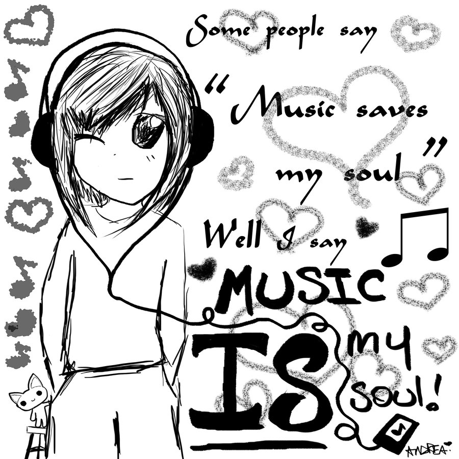Funny Quotes On Music Lovers : Music IS My Soul Pictures, Photos, and Images for Facebook, Tumblr ...