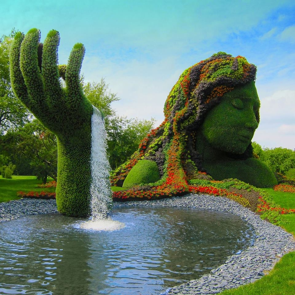 Mother Nature Fountain Pictures, Photos, and Images for ...