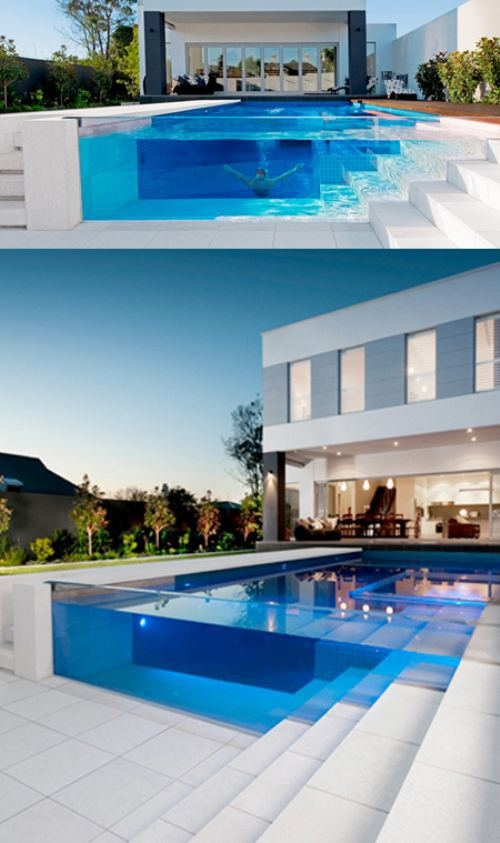 See Through Pool Pictures, Photos, and Images for Facebook ...