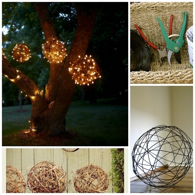 Diy Grapevine Lights Pictures Photos And Images For