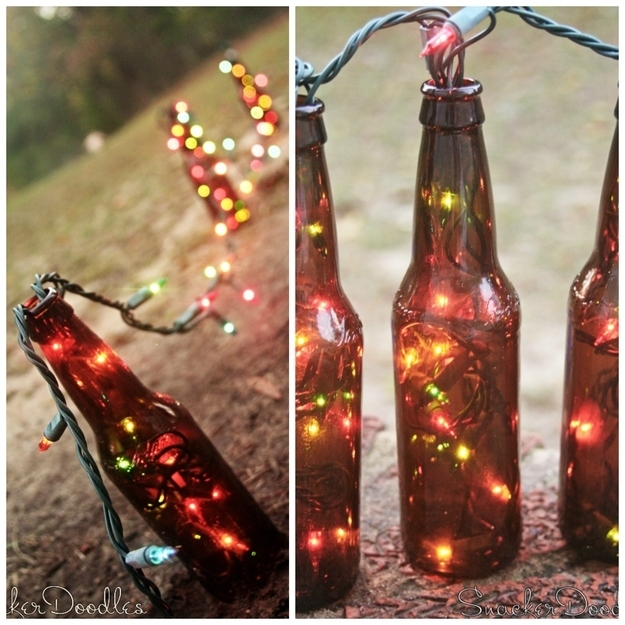 Diy Beer Bottle Table Runners Pictures Photos And Images