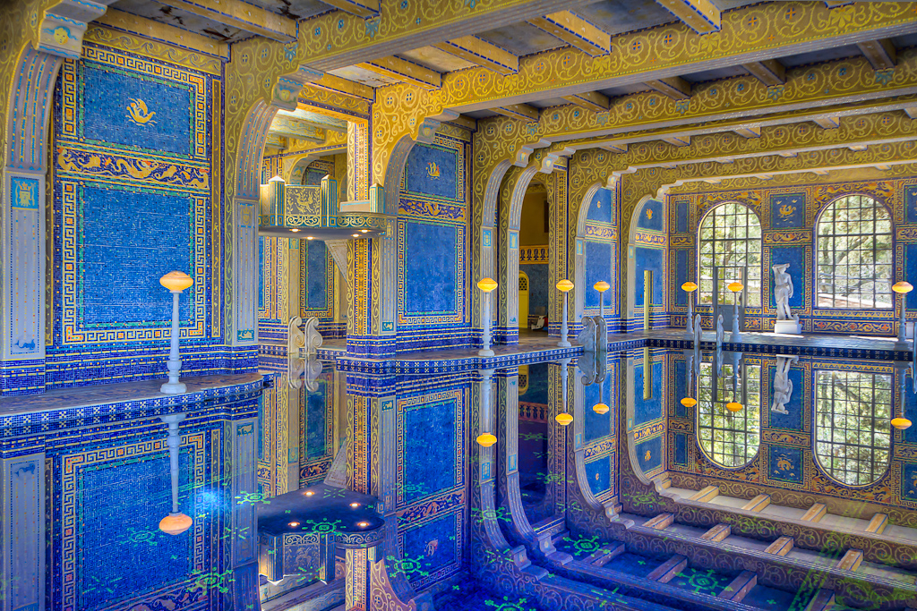 Hearst Castle Roman Pool California Pictures Photos And Images For Facebook Tumblr