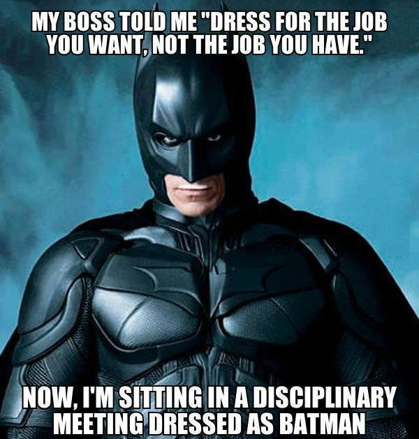 Batman In A Disciplinary Meeting Pictures, Photos, and Images for ...