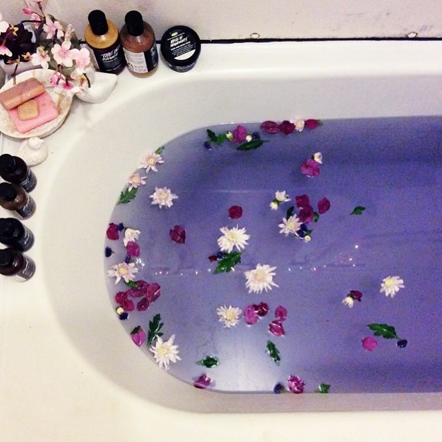Lavender Bath Pictures, Photos, and Images for Facebook ...