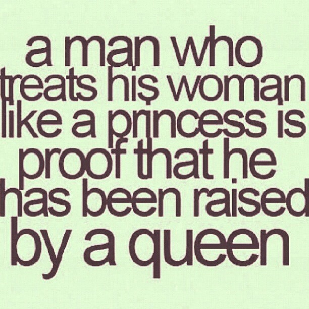 a real woman treats her man quotes - photo #30