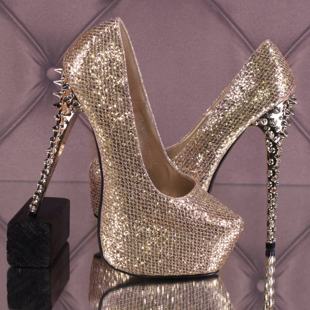 Glitter Glamour Pumps Pictures Photos And Images For Facebook Fashion Shoes Gliter Heels