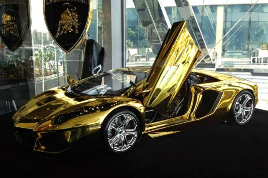 Gold Lamborghini Pictures Photos And Images For Facebook Tumblr