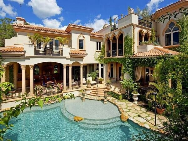Beautiful mansion pictures photos and images for for Amazing homes tumblr