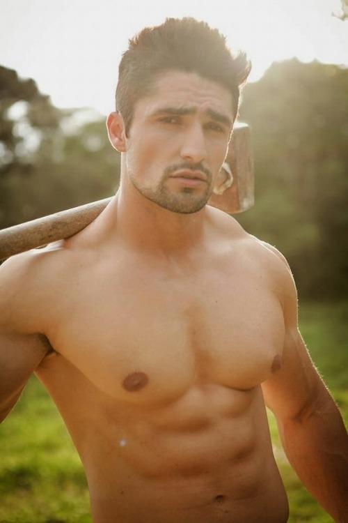 Male Vision | Hot dudes, Sports, Athletic men