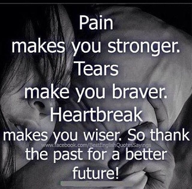 pain makes you stronger pictures photos and images for facebook