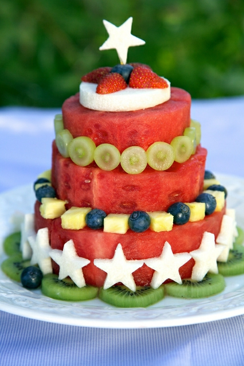 healthy wedding cake alternatives watermelon cake pictures photos and images for 15148