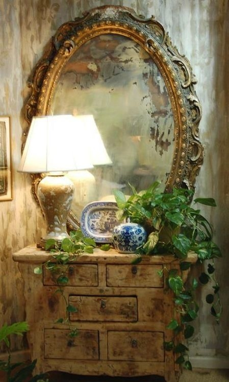 Rustic Mirror Pictures Photos And