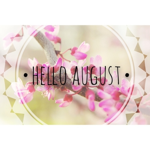 Image result for images of hello august