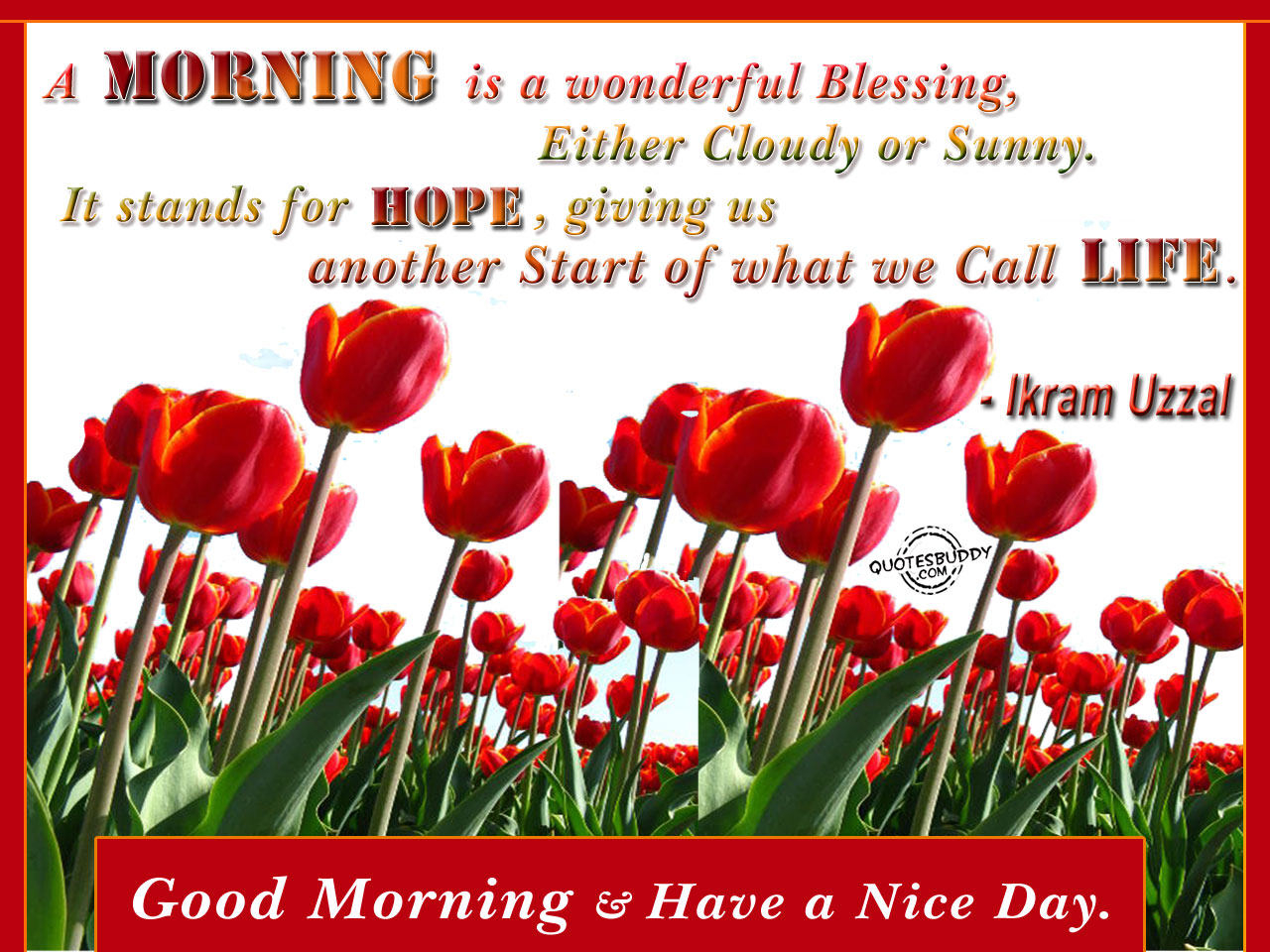 Good Morning Sunday For Her : A morning is wonderful blessing pictures photos and