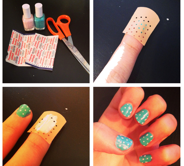 Diy polka dot nails pictures photos and images for facebook diy polka dot nails sciox Image collections