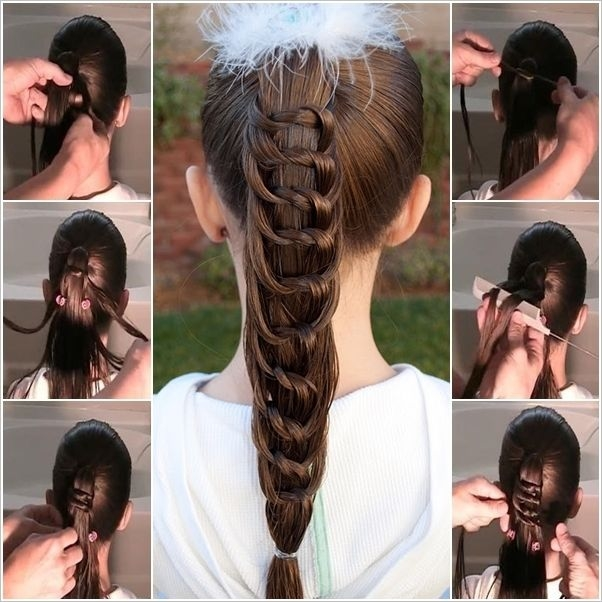 Diy knotted ponytail hairstyle tutorial pictures photos and images diy knotted ponytail hairstyle tutorial solutioingenieria Image collections