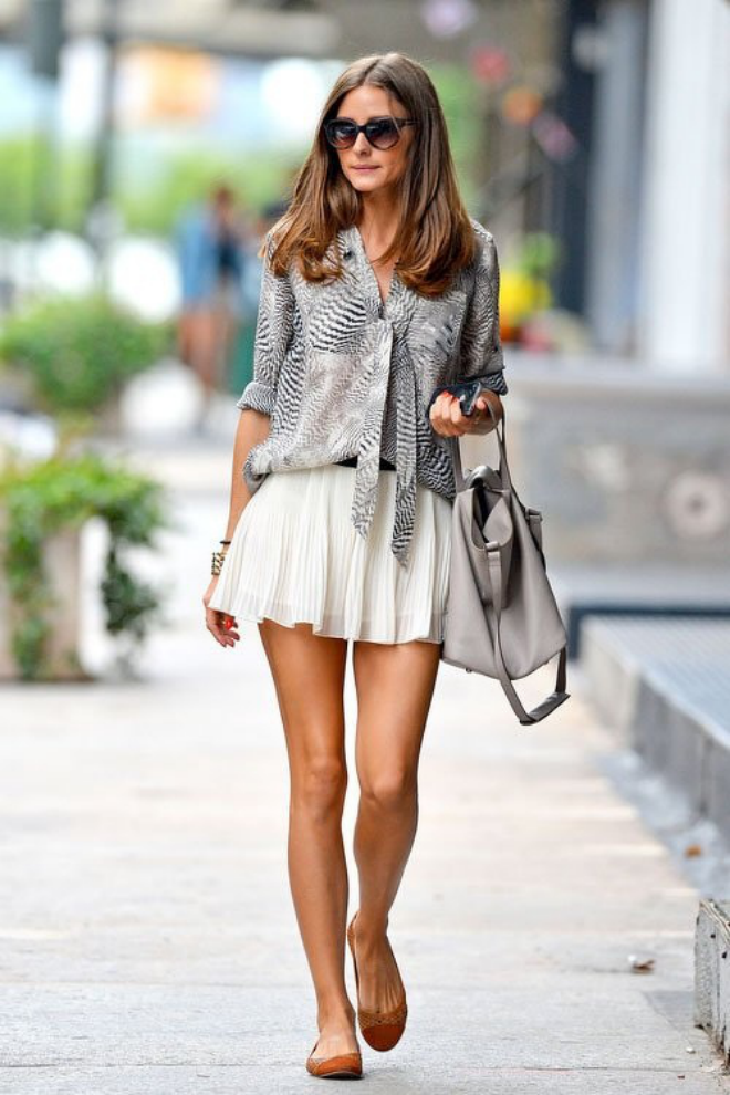 Miranda Kerr In Darling Mini Skirt Pictures Photos And Images For Facebook Tumblr Pinterest