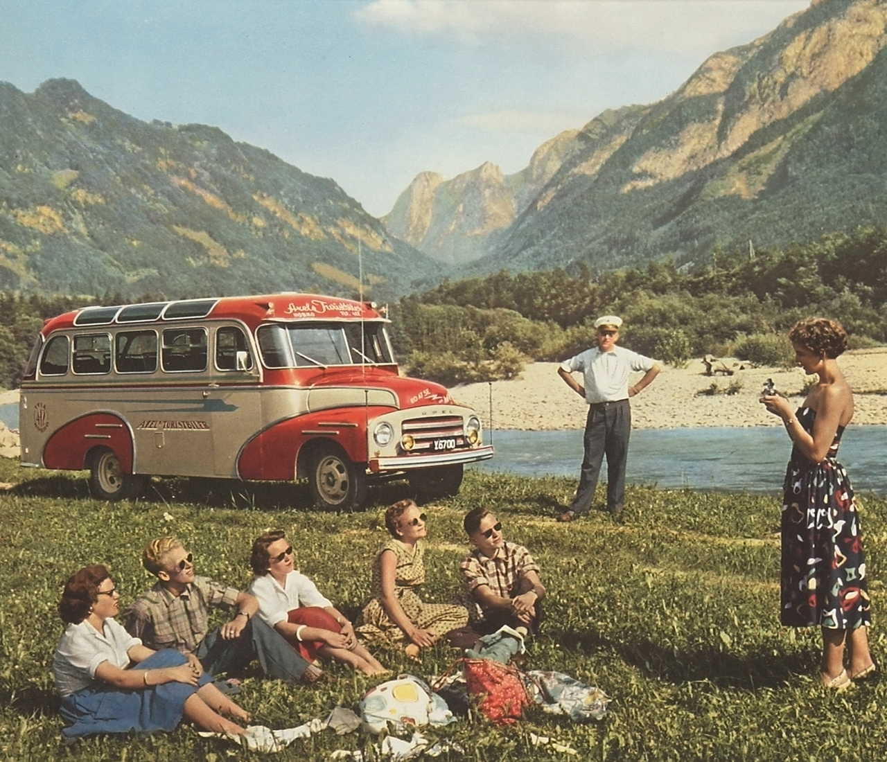 1950s Retro Picnic Pictures Photos And Images For Facebook Tumblr Pinterest And Twitter