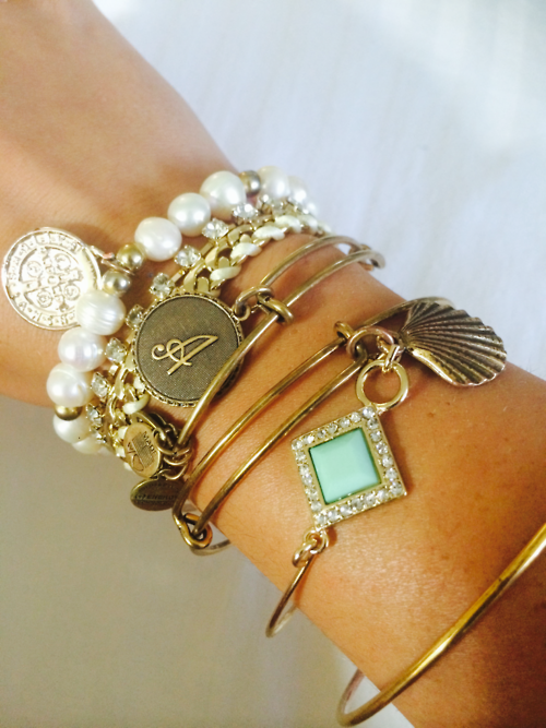 Inspiring Quotes For Friends Pretty Preppy Jewelry ...