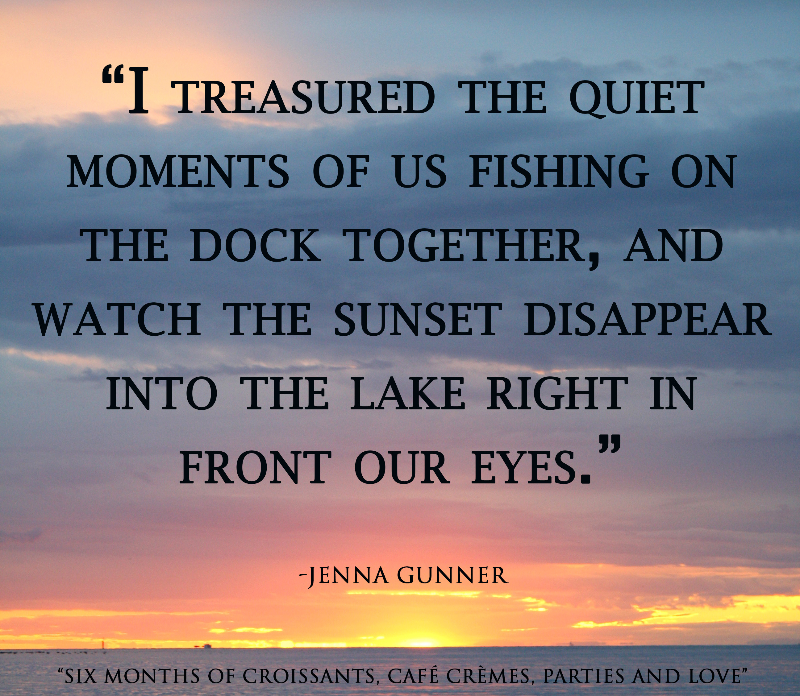 Love Fishing Quotes Magic Momentsthe Lake Pictures Photos And Images For