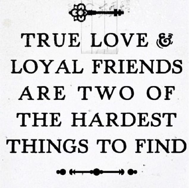 True Love And Loyal Friends Pictures, Photos, And Images