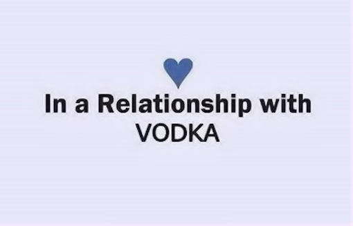 in a relationship with vodka pictures photos and images for