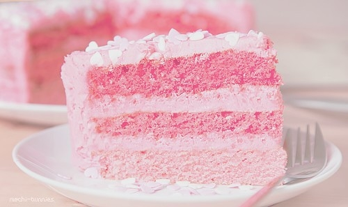 Pink Cake Slice Pictures Photos And Images For Facebook Tumblr