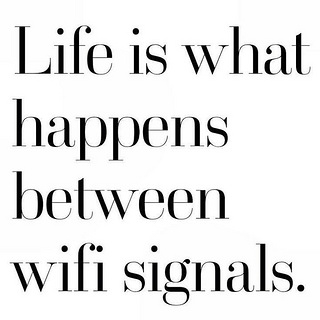 How wifi has improved your life?