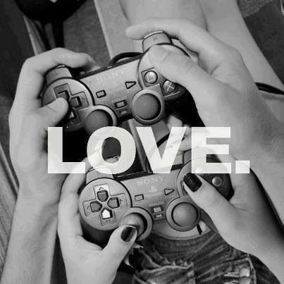 Gamer Love Quotes Gamer love