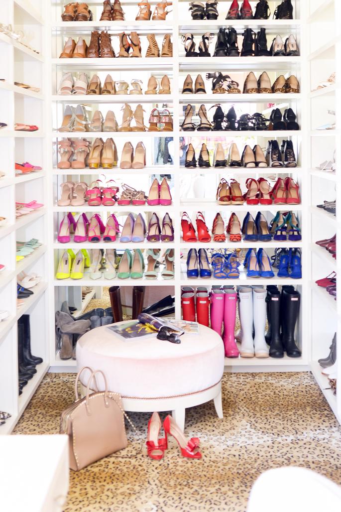 Attractive Dream Shoe Closet