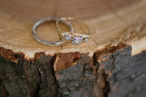 hipster engagement rings - photo #10