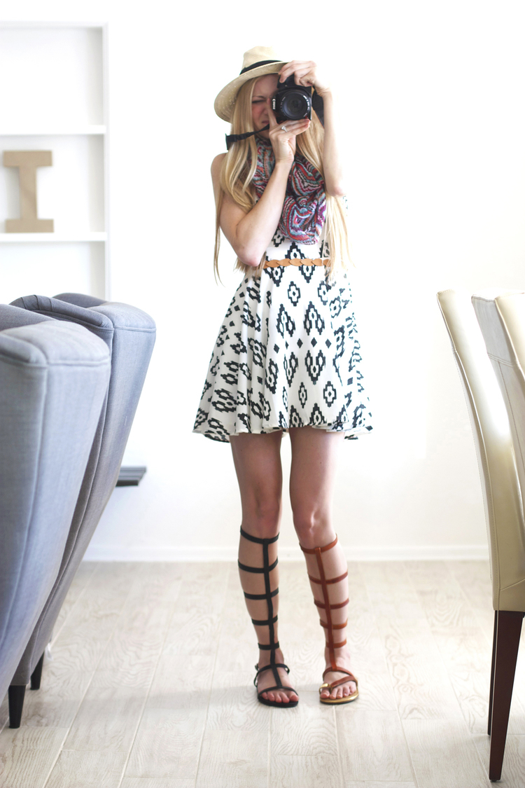 DIY Gladiator Sandals Pictures Photos and Images for Facebook Tumblr Pinterest and Twitter