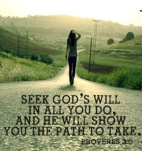 Seek God's Will Pictures, Photos, and Images for Facebook ...