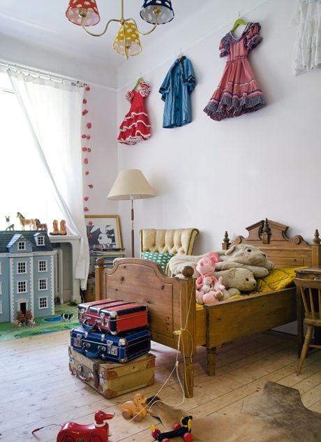 Vintage Toy Room