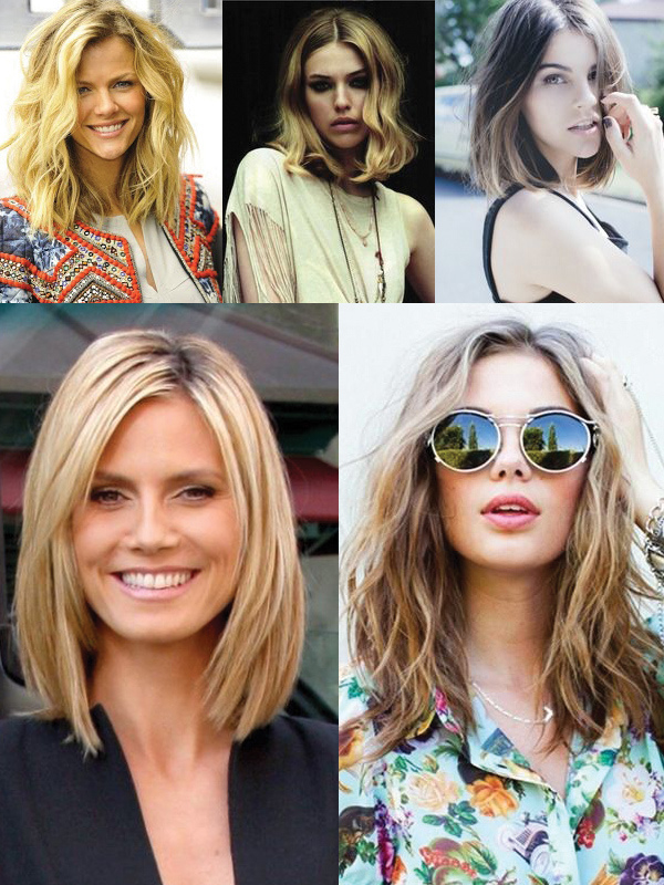 Fantastic Shaggy Medium Length Hairstyles Pictures Photos And Images For Short Hairstyles For Black Women Fulllsitofus