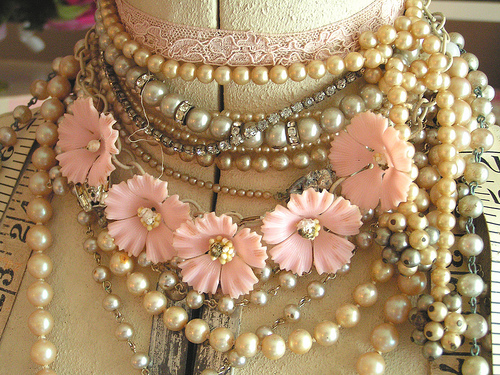 Vintage Costume Jewelry Pictures, Photos, and Images for ...