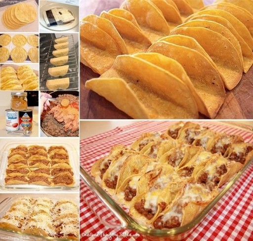 Diy recipe for baked tacos pictures photos and images for diy recipe for baked tacos forumfinder Gallery