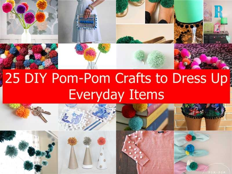 Diy Crafts With Common Household Items Ideas