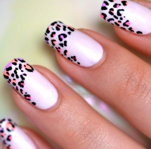 Animal Print Nails Pictures Photos And Images For Facebook Tumblr Pinterest And Twitter