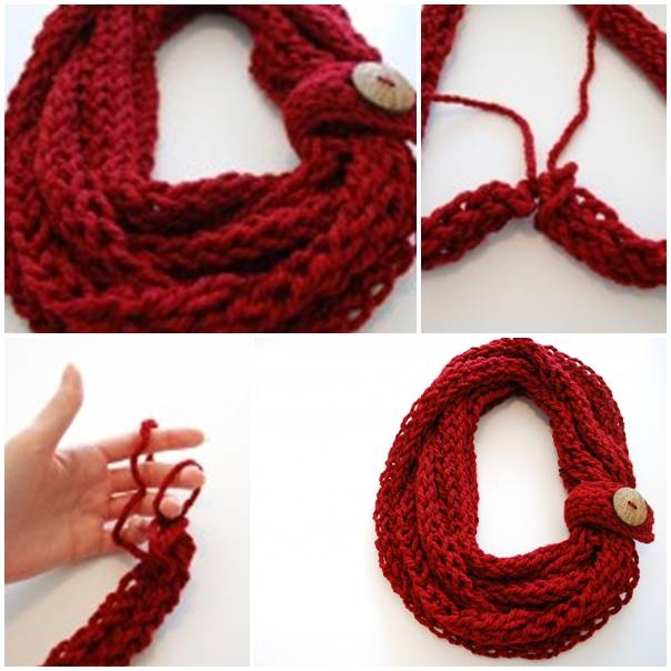 DIY Crochet Scarf Pictures, Photos, and Images for ...