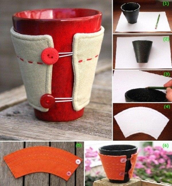 Diy flower pot decor pictures photos and images for for Diy flower pot designs