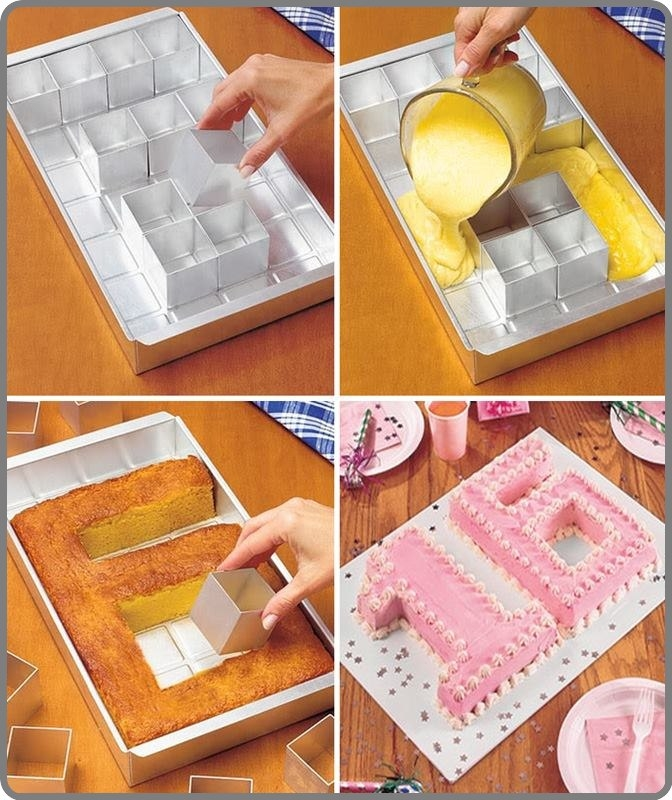 Cake Decorating Tips And Numbers : DIY Birthday Cake Art Pictures, Photos, and Images for ...