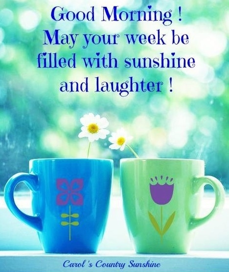 May Your Week Be Filled With Sunshine Pictures Photos